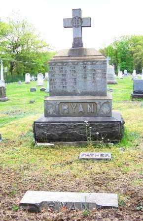RYAN, PATRICK - Carbon County, Pennsylvania | PATRICK RYAN - Pennsylvania Gravestone Photos