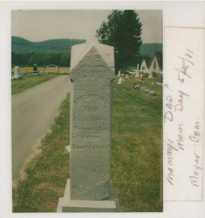 FRY, SOLOMON W - Centre County, Pennsylvania   SOLOMON W FRY - Pennsylvania Gravestone Photos