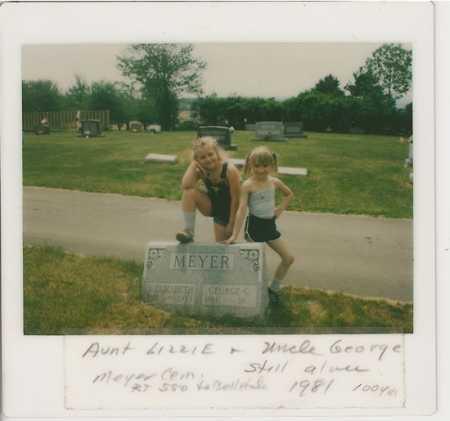 MEYER, S ELIZABETH - Centre County, Pennsylvania | S ELIZABETH MEYER - Pennsylvania Gravestone Photos