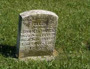 HELTONHEAD, ELLEN - Chester County, Pennsylvania | ELLEN HELTONHEAD - Pennsylvania Gravestone Photos