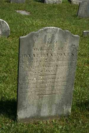 JONES, JONATHAN - Chester County, Pennsylvania | JONATHAN JONES - Pennsylvania Gravestone Photos