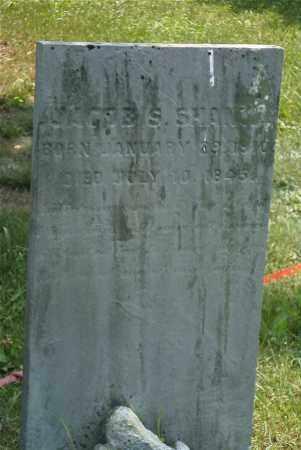 SHANTZ, JACOB - Chester County, Pennsylvania | JACOB SHANTZ - Pennsylvania Gravestone Photos