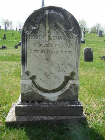 JOHNSTON, ROBERT - Clearfield County, Pennsylvania   ROBERT JOHNSTON - Pennsylvania Gravestone Photos