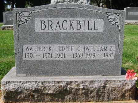 LOWERY BRACKBILL, EDITH COREY - Cumberland County, Pennsylvania   EDITH COREY LOWERY BRACKBILL - Pennsylvania Gravestone Photos