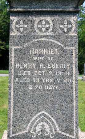 EBERLY, HARRIET - Cumberland County, Pennsylvania   HARRIET EBERLY - Pennsylvania Gravestone Photos