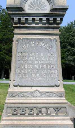 MELOY EBERLY, LAURA M. - Cumberland County, Pennsylvania | LAURA M. MELOY EBERLY - Pennsylvania Gravestone Photos