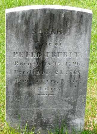 EBERLY, SARAH - Cumberland County, Pennsylvania | SARAH EBERLY - Pennsylvania Gravestone Photos