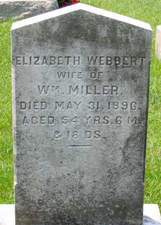 MILLER, ELIZABETH - Cumberland County, Pennsylvania | ELIZABETH MILLER - Pennsylvania Gravestone Photos