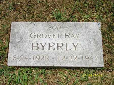 BYERLY, GROVER - Dauphin County, Pennsylvania | GROVER BYERLY - Pennsylvania Gravestone Photos