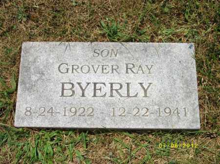 BYERLY, GROVER - Dauphin County, Pennsylvania | GROVER BYERLY - Pennsylvania Gravestone Photos