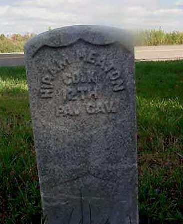 HEATON (CW), HIRAM - Dauphin County, Pennsylvania | HIRAM HEATON (CW) - Pennsylvania Gravestone Photos