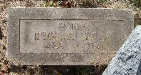 B. ILIOFF, BOGE - Dauphin County, Pennsylvania | BOGE B. ILIOFF - Pennsylvania Gravestone Photos