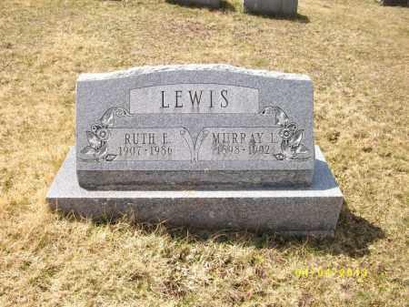 LEWIS, MURRAY LEROY - Dauphin County, Pennsylvania | MURRAY LEROY LEWIS - Pennsylvania Gravestone Photos