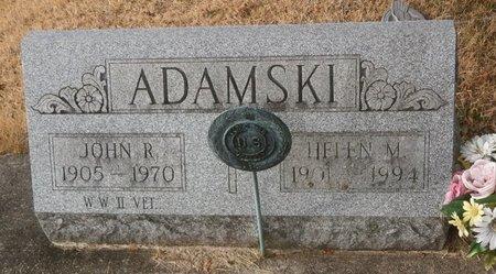 ADAMSKI, JOHN R. - Elk County, Pennsylvania   JOHN R. ADAMSKI - Pennsylvania Gravestone Photos