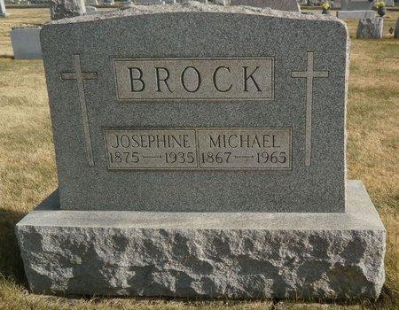BROCK, JOSEPHINE - Elk County, Pennsylvania   JOSEPHINE BROCK - Pennsylvania Gravestone Photos