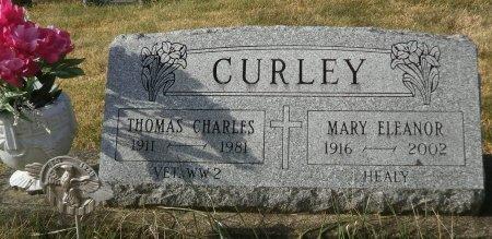 HEALY CURLEY, MARY ELEANOR - Elk County, Pennsylvania   MARY ELEANOR HEALY CURLEY - Pennsylvania Gravestone Photos