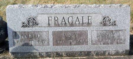 FRAGALE, BASSIEY - Elk County, Pennsylvania   BASSIEY FRAGALE - Pennsylvania Gravestone Photos
