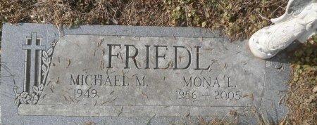 FRIEDL, MONA - Elk County, Pennsylvania | MONA FRIEDL - Pennsylvania Gravestone Photos