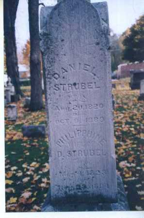 STRUBEL, PHILIPPHINE - Erie County, Pennsylvania | PHILIPPHINE STRUBEL - Pennsylvania Gravestone Photos
