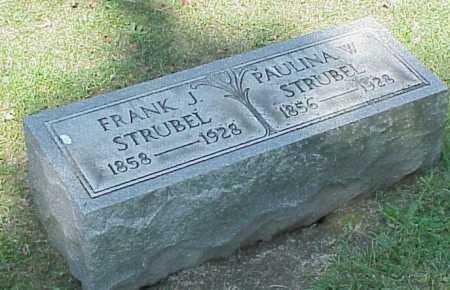 STRUBEL, PAULINA - Erie County, Pennsylvania | PAULINA STRUBEL - Pennsylvania Gravestone Photos