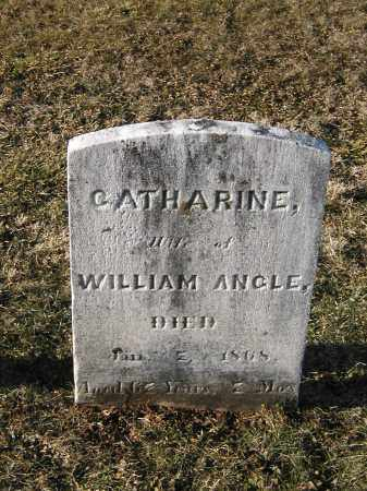 ZUCK ANGLE, CATHERINE - Franklin County, Pennsylvania | CATHERINE ZUCK ANGLE - Pennsylvania Gravestone Photos