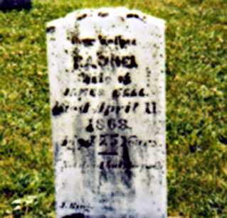 KELL, RACHEL - Franklin County, Pennsylvania | RACHEL KELL - Pennsylvania Gravestone Photos