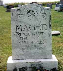 MAGEE, J. MAC - Franklin County, Pennsylvania | J. MAC MAGEE - Pennsylvania Gravestone Photos