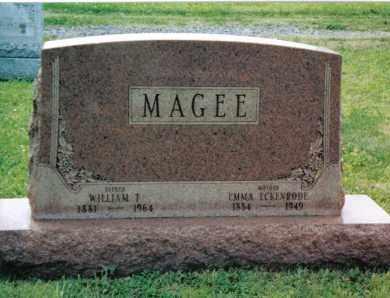 MAGEE, EMMA L. - Franklin County, Pennsylvania | EMMA L. MAGEE - Pennsylvania Gravestone Photos