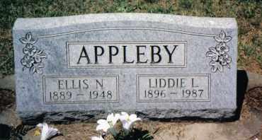 APPLEBY, ELLIS N. - Huntingdon County, Pennsylvania | ELLIS N. APPLEBY - Pennsylvania Gravestone Photos