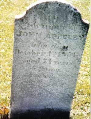 APPLEBY, JOHN - Huntingdon County, Pennsylvania | JOHN APPLEBY - Pennsylvania Gravestone Photos