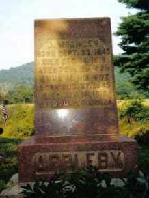 APPLEBY, JOHN MCGINLEY - Huntingdon County, Pennsylvania | JOHN MCGINLEY APPLEBY - Pennsylvania Gravestone Photos
