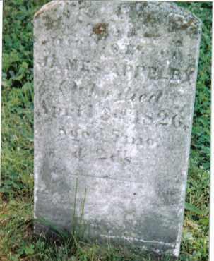 APPLEBY, JAMES - Huntingdon County, Pennsylvania | JAMES APPLEBY - Pennsylvania Gravestone Photos
