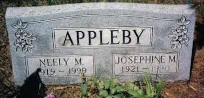 APPLEBY, JOSEPHINE M. - Huntingdon County, Pennsylvania | JOSEPHINE M. APPLEBY - Pennsylvania Gravestone Photos