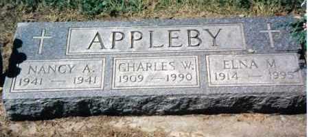 APPLEBY, CHARLES W. - Huntingdon County, Pennsylvania | CHARLES W. APPLEBY - Pennsylvania Gravestone Photos