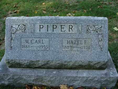 PIPER, HAZEL F. - Huntingdon County, Pennsylvania | HAZEL F. PIPER - Pennsylvania Gravestone Photos