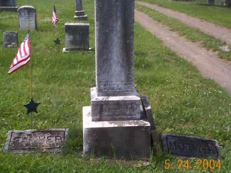 WALDSMITH, NANCY HONOR - Huntingdon County, Pennsylvania | NANCY HONOR WALDSMITH - Pennsylvania Gravestone Photos