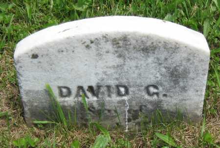(UNKNOWN), DAVID G. - Juniata County, Pennsylvania   DAVID G. (UNKNOWN) - Pennsylvania Gravestone Photos