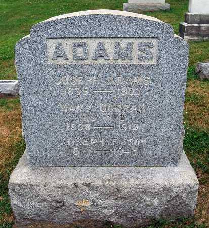 ADAMS, JOSEPH - Juniata County, Pennsylvania | JOSEPH ADAMS - Pennsylvania Gravestone Photos