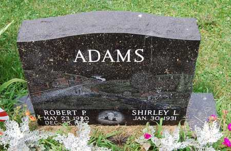 ADAMS, ROBERT P. - Juniata County, Pennsylvania | ROBERT P. ADAMS - Pennsylvania Gravestone Photos