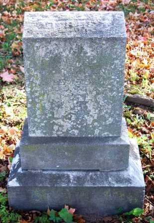 ALLEN, G. ANNIE - Juniata County, Pennsylvania | G. ANNIE ALLEN - Pennsylvania Gravestone Photos