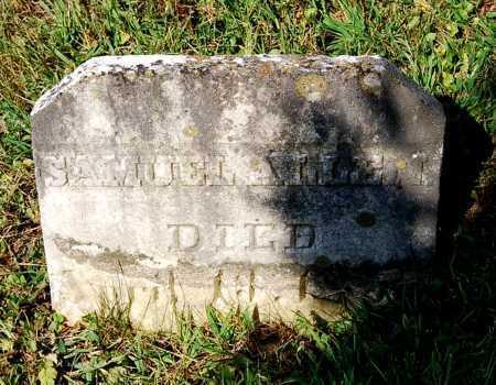 ALLEN, SAMUEL - Juniata County, Pennsylvania | SAMUEL ALLEN - Pennsylvania Gravestone Photos
