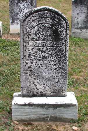 ALTER, ELIZABETH - Juniata County, Pennsylvania   ELIZABETH ALTER - Pennsylvania Gravestone Photos