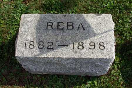 ALTER, REBA - Juniata County, Pennsylvania | REBA ALTER - Pennsylvania Gravestone Photos