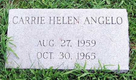 ANGELO, CARRIE HELEN - Juniata County, Pennsylvania | CARRIE HELEN ANGELO - Pennsylvania Gravestone Photos
