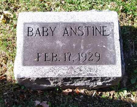 ANSTINE, (INFANT) - Juniata County, Pennsylvania | (INFANT) ANSTINE - Pennsylvania Gravestone Photos