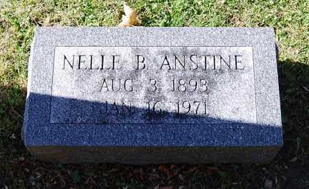 ANSTINE, NELLE B. - Juniata County, Pennsylvania | NELLE B. ANSTINE - Pennsylvania Gravestone Photos