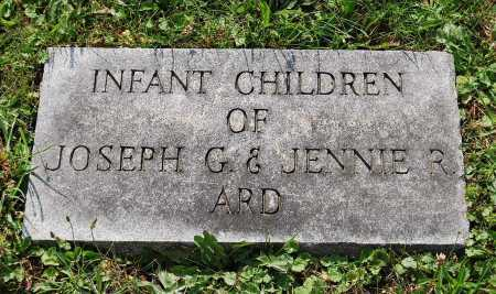 ARD, (INFANT) - Juniata County, Pennsylvania | (INFANT) ARD - Pennsylvania Gravestone Photos