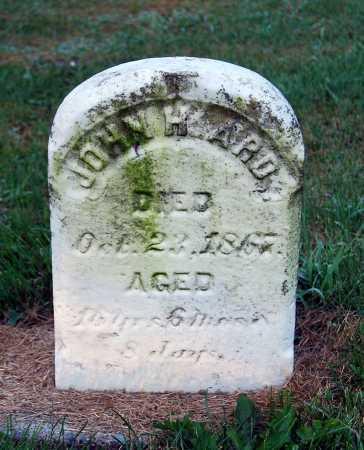 ARD, JOHN H. - Juniata County, Pennsylvania | JOHN H. ARD - Pennsylvania Gravestone Photos