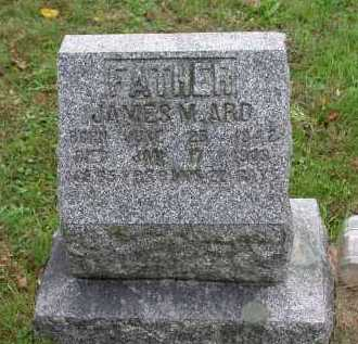 ARD, JAMES MONROE - Juniata County, Pennsylvania | JAMES MONROE ARD - Pennsylvania Gravestone Photos