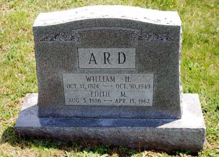 ARD, WILLIAM HENRY - Juniata County, Pennsylvania | WILLIAM HENRY ARD - Pennsylvania Gravestone Photos